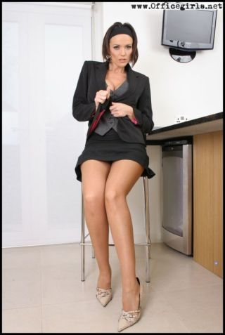 sexy business lady is getting banged in the office  272624
